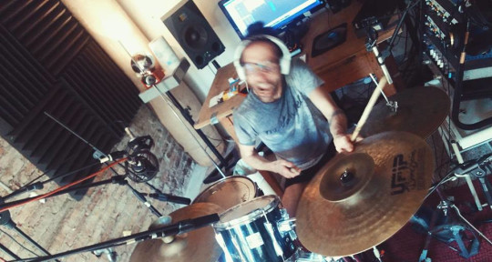 Rec, Mix/Master, drums  - Matteo Dainese aka Il Cane
