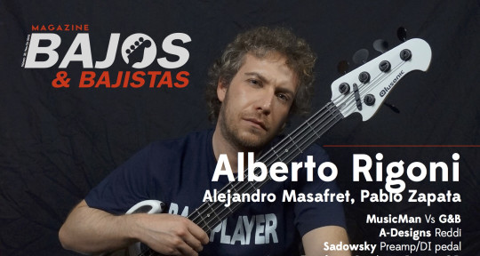 Photo of Alberto Rigoni Bassist