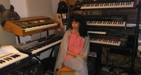 Music Producer, Composer - Zohara Niddam