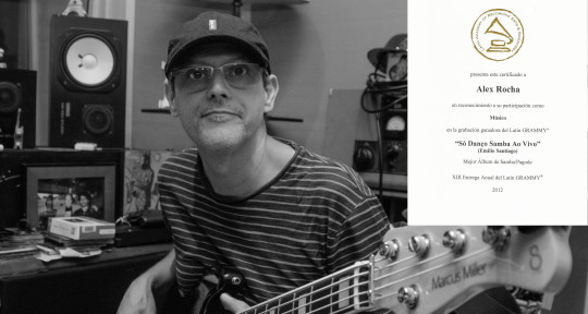 Upright & Electric Bass tracks - Alex Rocha
