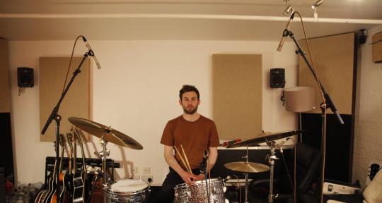 Studio Drummer - Matt Hardy