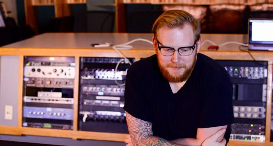 Mixing & Mastering, Guitarist - Sam Ventura