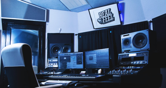 Studio Recording and Mixing - Real Feel Recording