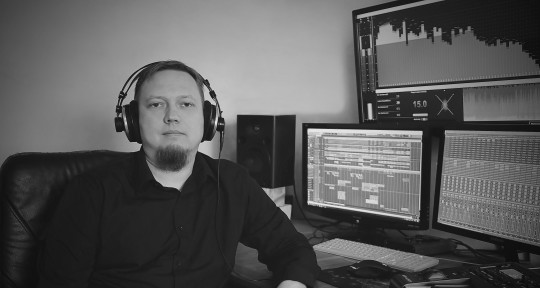Mixing, Editing, Recording - Kostik