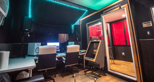 Photo of TC360 Premier Recording Studio