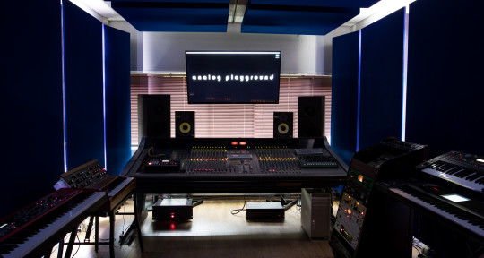 Mixing Engineer / Label A&R - Huib Schouten