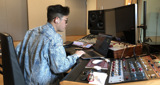 Producer/Songwriter/Life Coach - Peter Chun