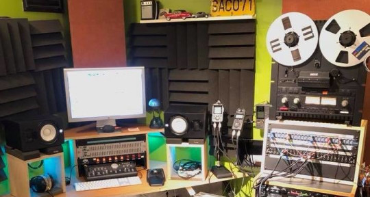 Boutique studio, engineer & producer - Nganga Recording Studios