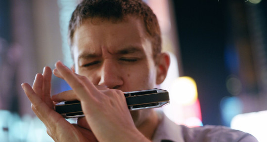 Session Harmonica Player - Yvonnick