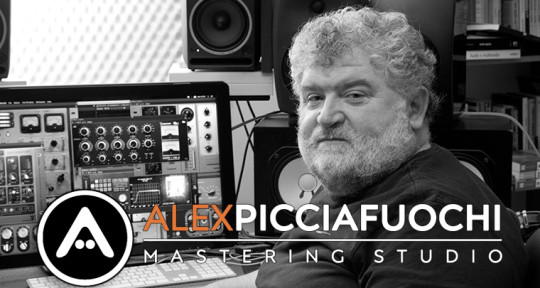 Photo of Alex Picciafuochi Mastering