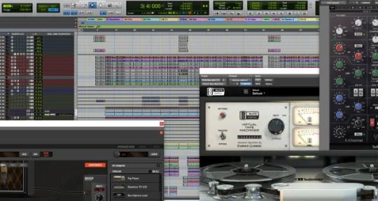 Editing, Mixing & Mastering - Hrannar Ingimarsson