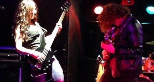 Session Guitarist - Nick Patyk