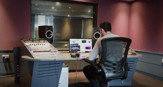 Mixing, Digital Mastering - Joshua harper