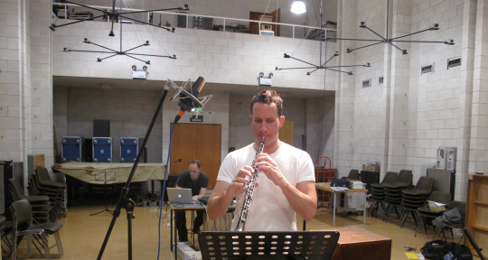 Remote-record-oboe - Dom Kelly