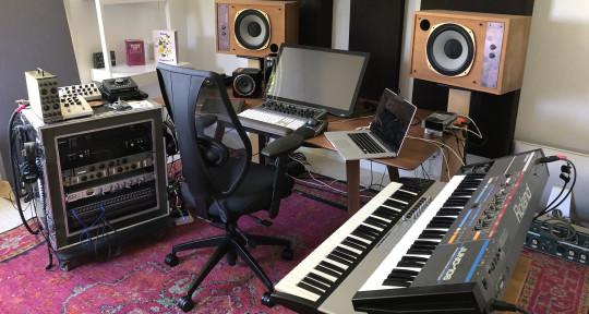 Mix Engineer  - Dan Marcellus