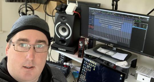 I'm a mix engineer, live tech, - Otis Dickens