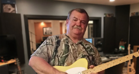 Country Session Guitarist - Brent B