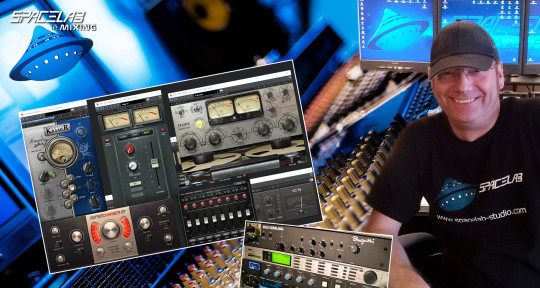 remote mixing & mastering - Spacelab Mixing (Germany)