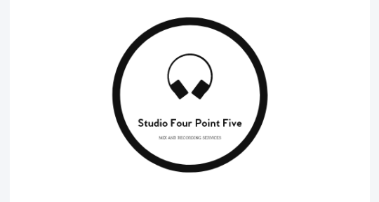 Mixing, Editing, Creation - Studio Four Point Five