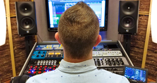 Photo of Adam C Mastering