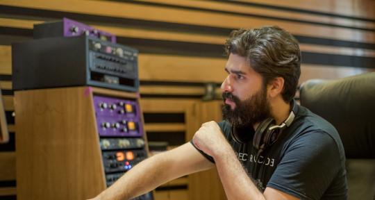 Remote Mixing & Mastering - Pancho Arenas