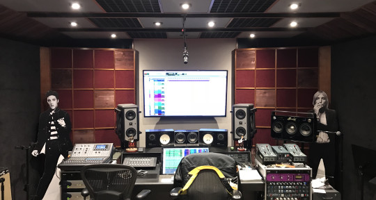 Photo of Thornhill Mixing/Recording