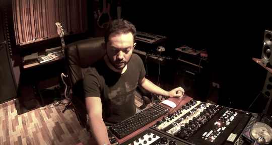 Mastering studio - Caja Morada Mastering