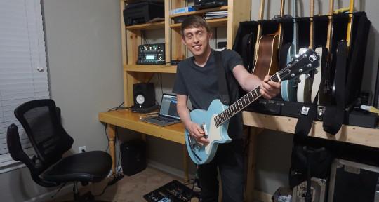 Guitarist | Bassist - Randall Holton