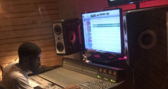 Recording/Mixing/Mastering - WoodyPro