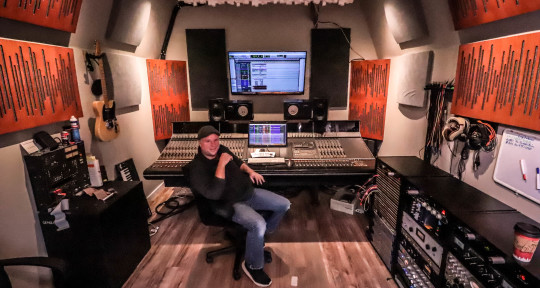 Remote Mixing and Mastering - Pierre Ferguson