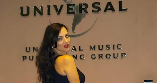 Profesional Singer/ Engineer - ALEXANDRA TALLMAN