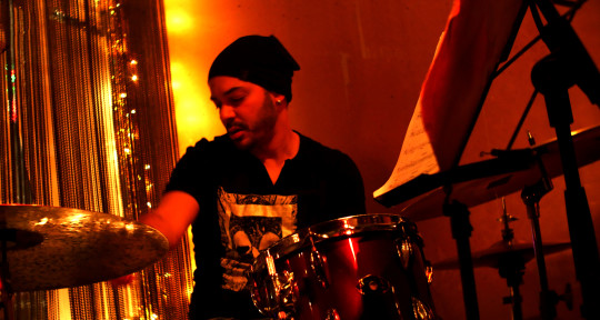 Drummer/Percussionist/Educator - Joe Abba