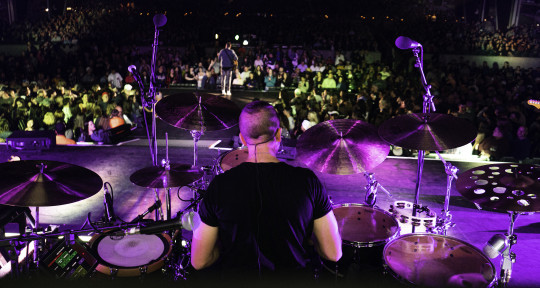 Photo of Bryce Rodgers Drums