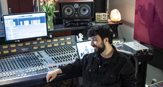 Recording and Mixing  - Luigi Pasquini