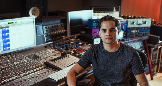 "Recording/Mixing Engineer  - Luis ""Salda"" Saldarriaga"