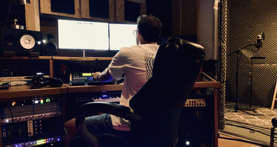Producer, Mixing Engineer  - Stephen Moyer