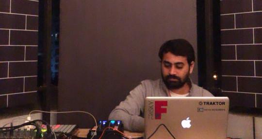 DJ, Remixer, Music Producer  - Frisky Prodigal