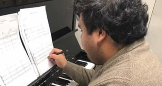 Music and Film Composer  - D.Alejandro Salazar