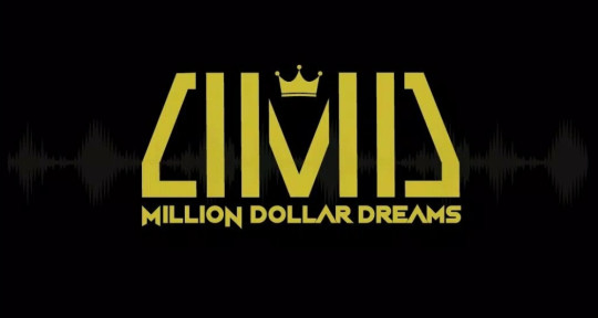 Producing,Mixing,Mastering - Million Dollar Dreams Studios