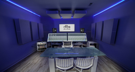 Recording Session - Mixing  - aBs Studios Atlanta Recording