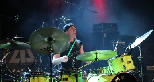 Engineer / Mixer / Drummer - Terry Watkin