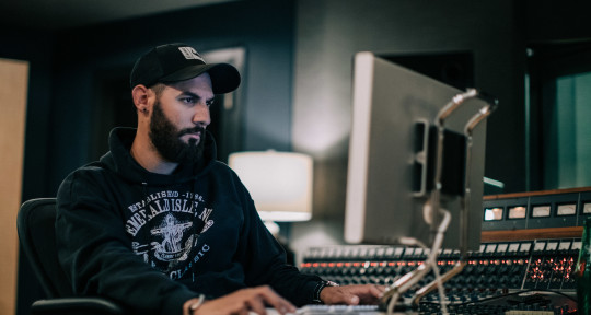 Mixing & Mastering Engineer - Tim Pannella