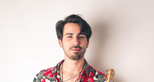 Session Vocalist & Guitarist - Matt Schneider