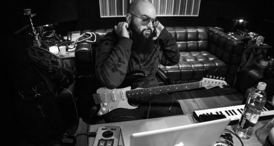Producer/Guitarist/Songwriter - G.Bliz