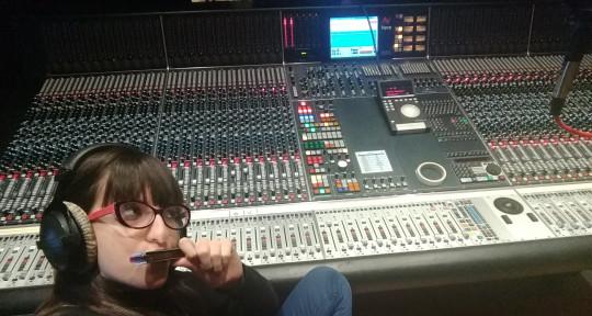 Producer+Mixer+HarmonicaPlayer - Sarah M Sarmento