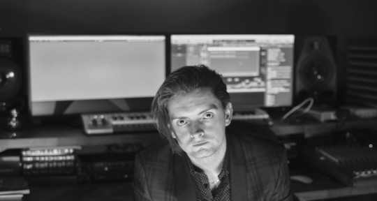 Record Producer/Engineer - George Harris