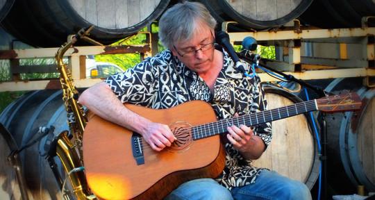 johnplainsong.com - John Baker