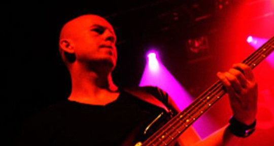 Session Bassplayer - Patrik Adiels
