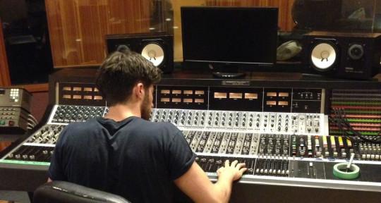 Mix Engineer - Kieran Wagstaff
