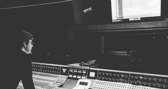 Remote Recording & Mixing - Robert Waldrop Audio